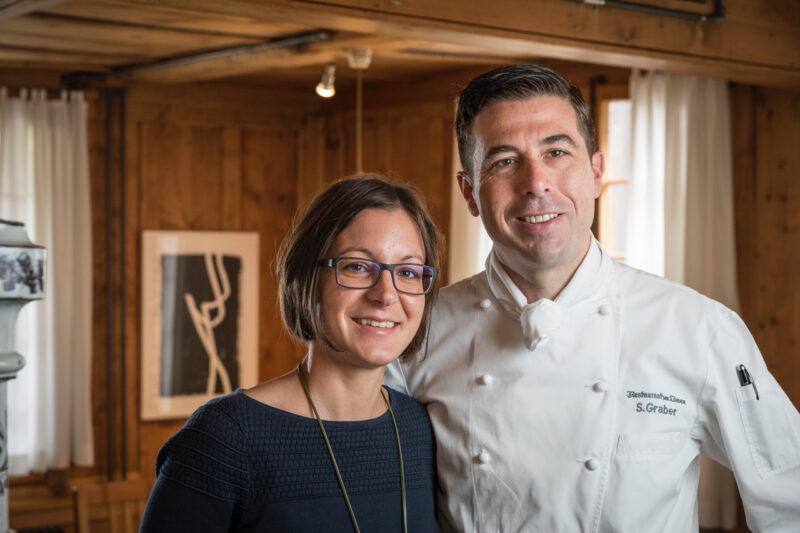 Sebastian und Manuela Graber-Willi